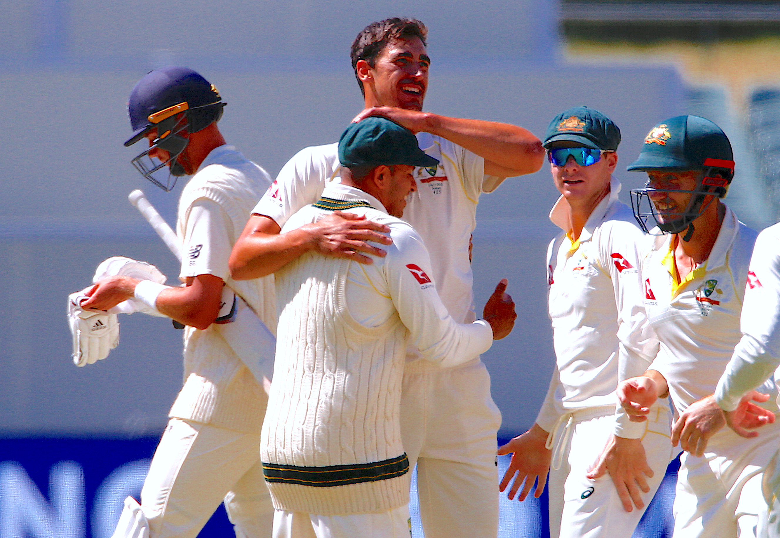 Cricket: England on the brink at WACA house of pain