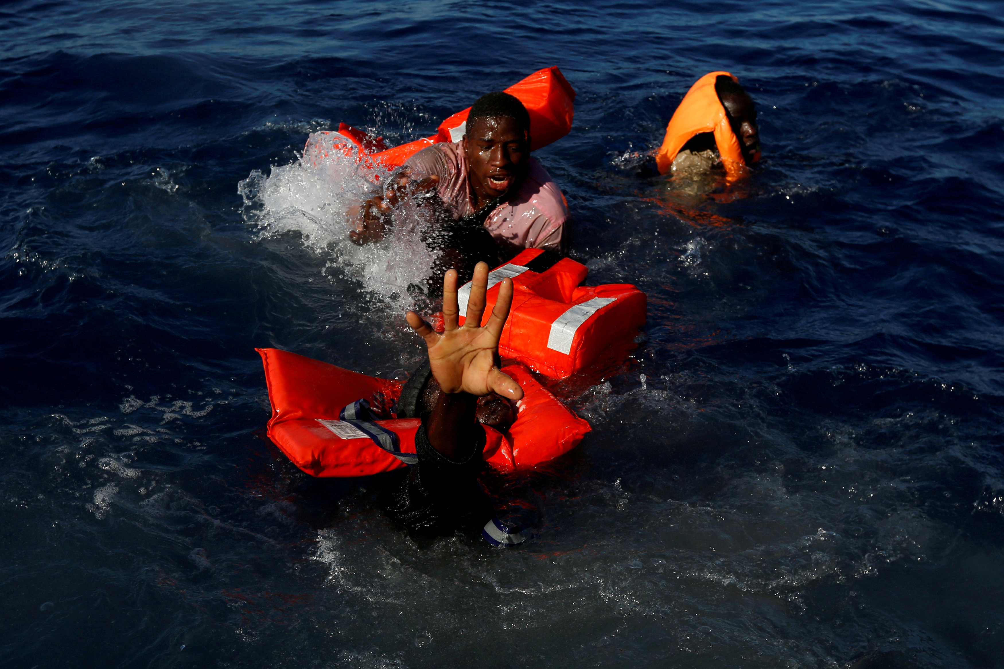 Europe accused of 'complicity' in abuse of Libya migrants