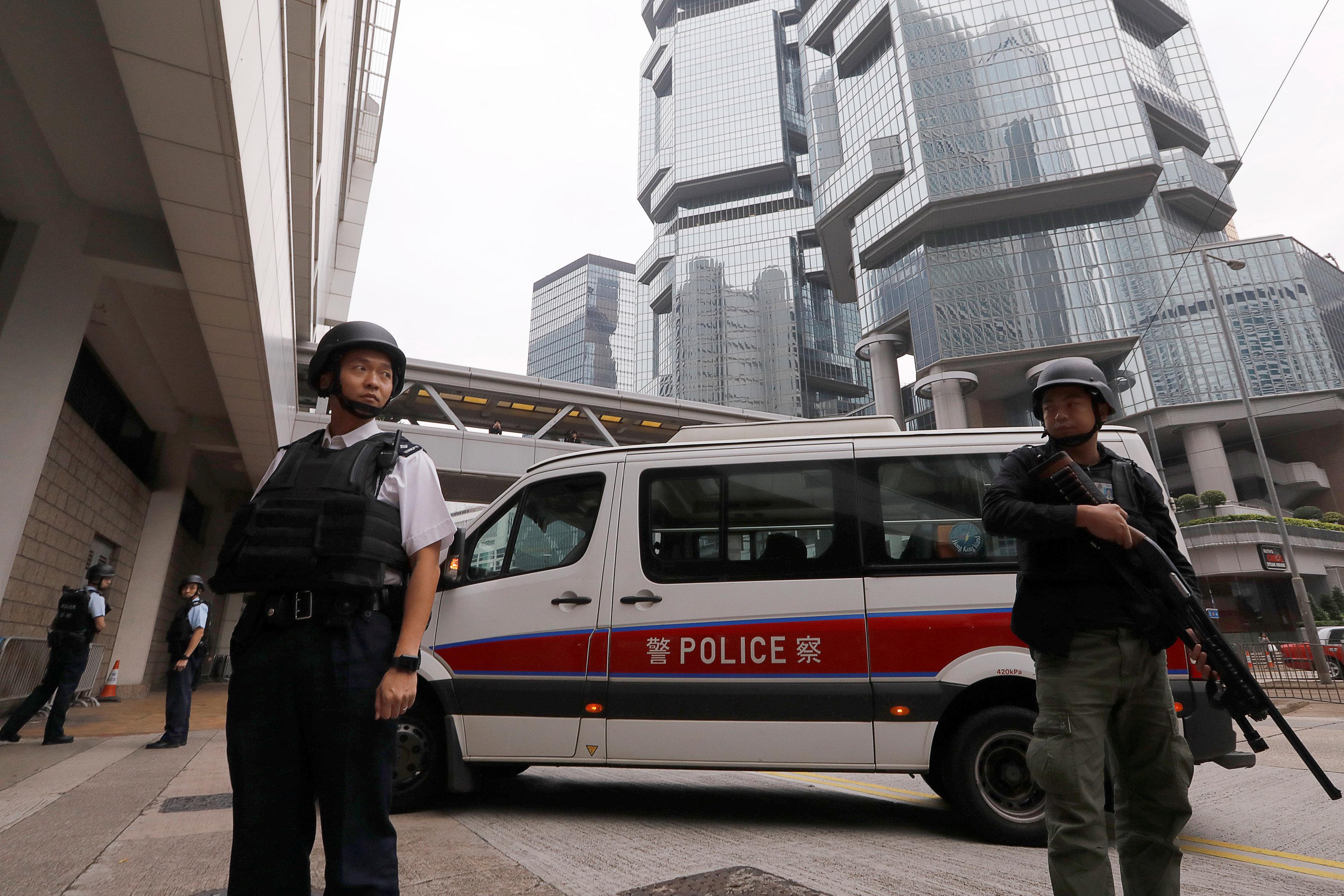 Jailed British banker appeals Hong Kong conviction