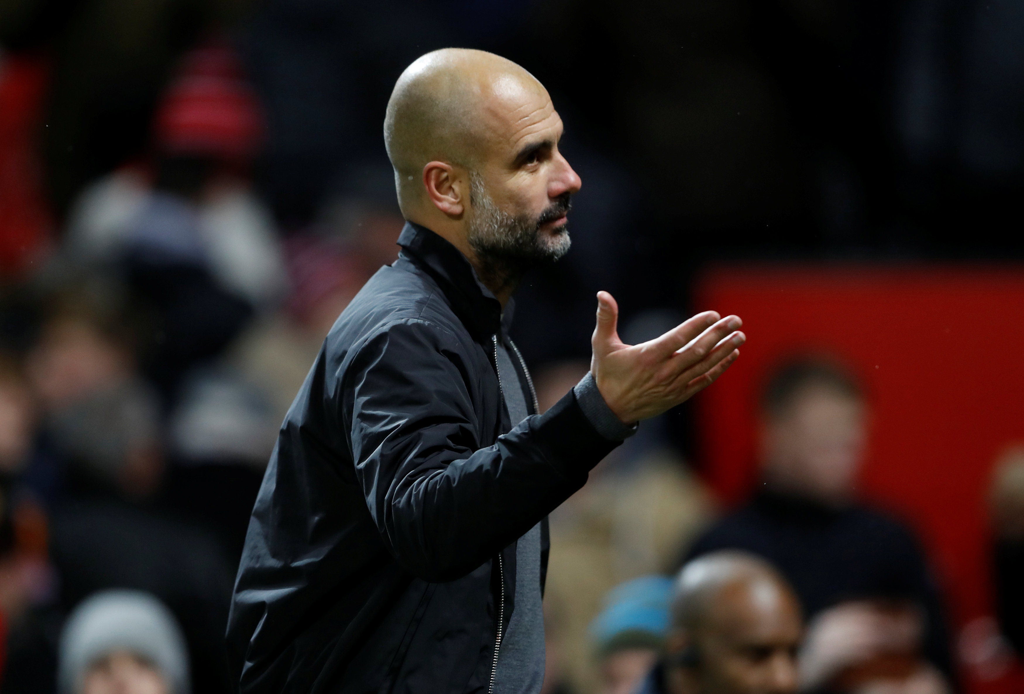 Football: City celebrations not excessive, says Guardiola