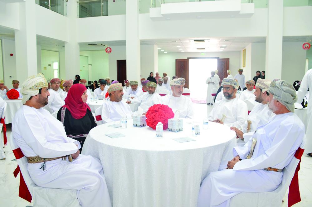 افتتاح مبنى «التنمية الاجتماعية» في السيب