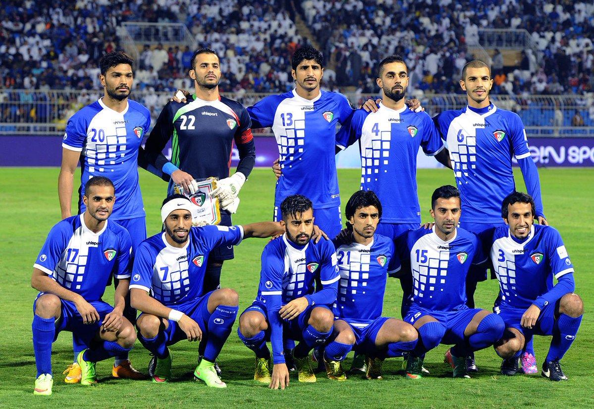الكويت اختارت تشكيلتها في خليجي 23