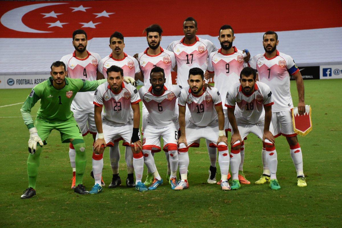 سكوب يختار 23 لاعبا لتمثيل البحرين في كأس الخليج