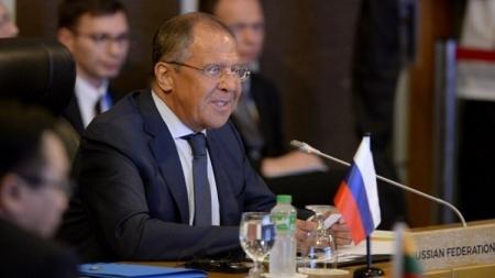 لافروف: روسيا تسعى لتهدئة الموقف بالشرق الأوسط