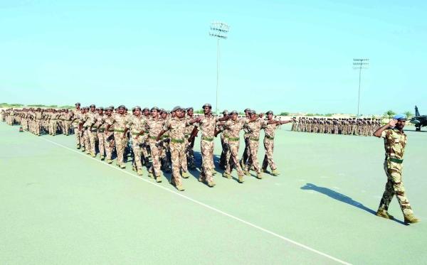 افتتاح مبنى قسم القبول والتسجيل الجديد بالكلية العسكرية التقنية