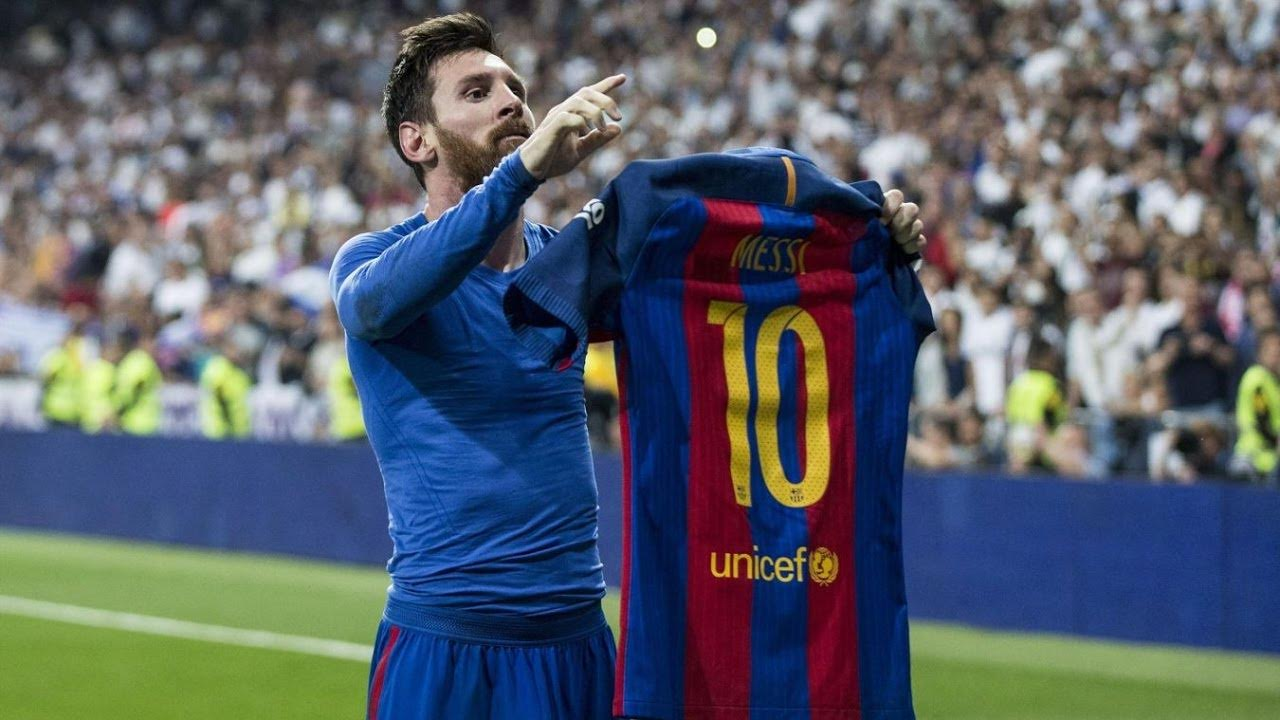 بالأرقام: ميسي كابوس ريال مدريد في سانتياجو بيرنابيو
