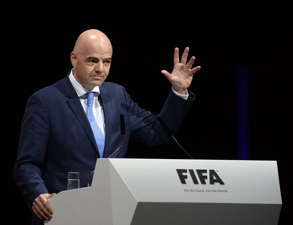 رئيس الفيفا يحضر افتتاح خليجي 23