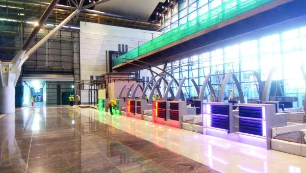 غدًا.. أول رحلة تجريبية بمنى المسافرين الجديد بمطار مسقط الدولي