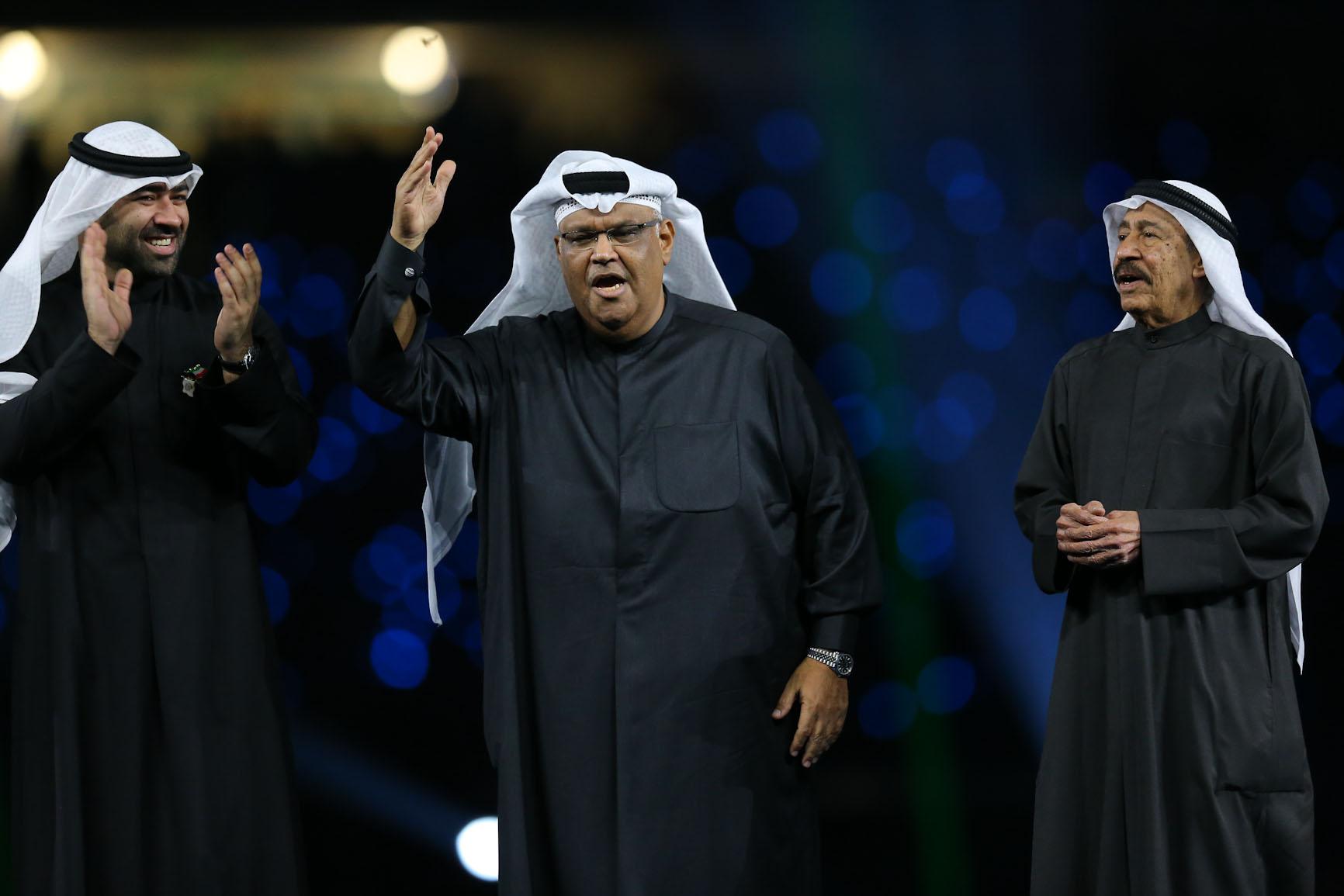 بالصور..افتتاح رائع لدورة كأس الخليج الثالثة والعشرين