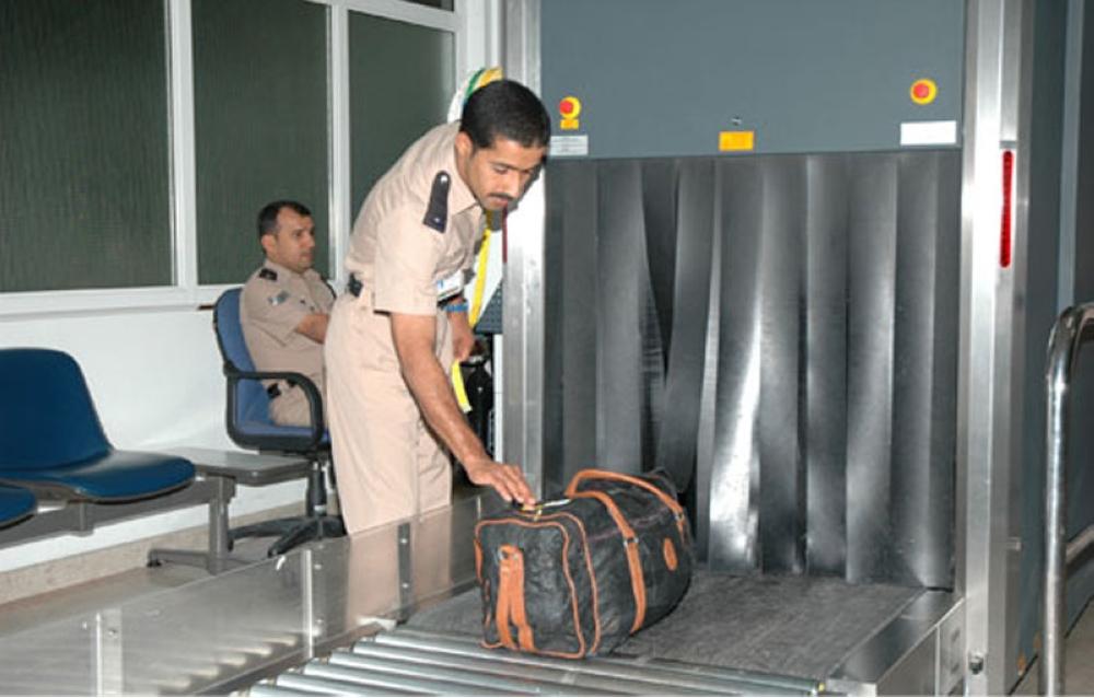 إحباط تهريب مخدر الماريجوانا عبر مطار مسقط الدولي