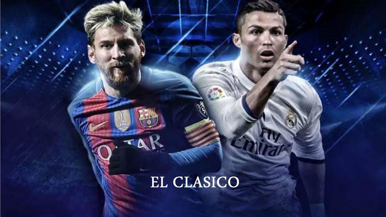 تابعوا الكلاسيكو بين ريال مدريد- برشلونة في بث حي ومباشر