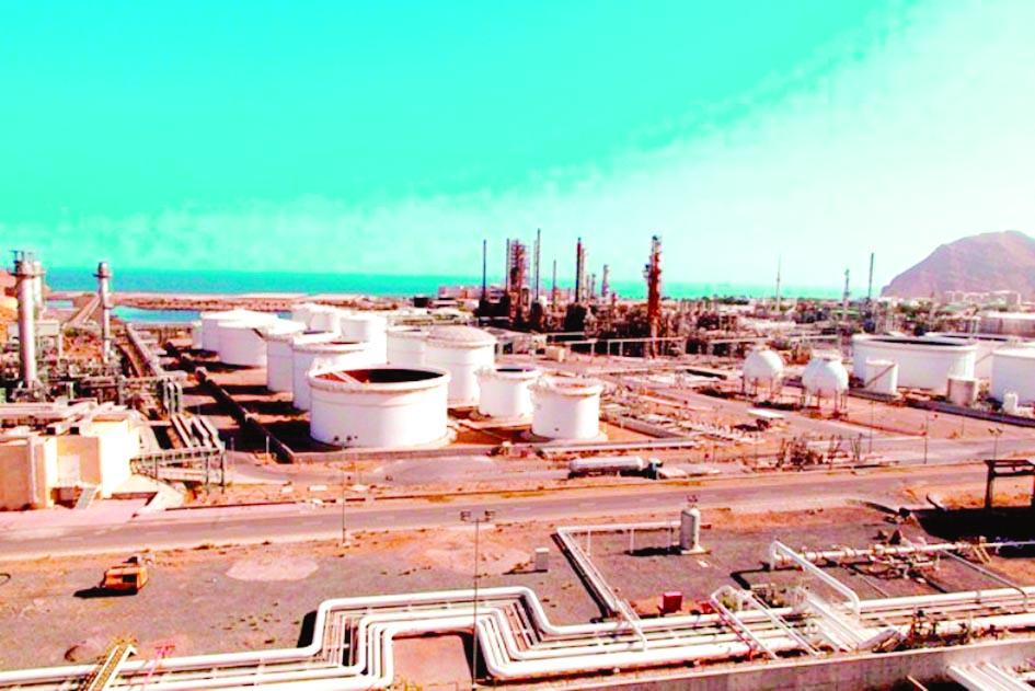 %14.6 ارتفاع إنتاج الصناعات البترولية