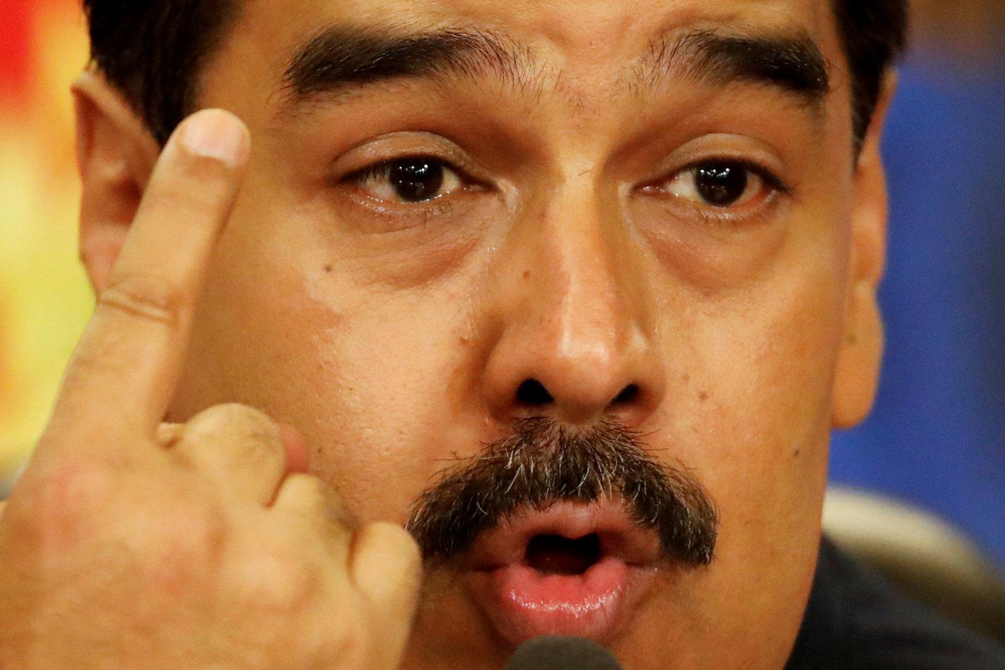 Maduro is destructive King Herod, warns ex-oil czar