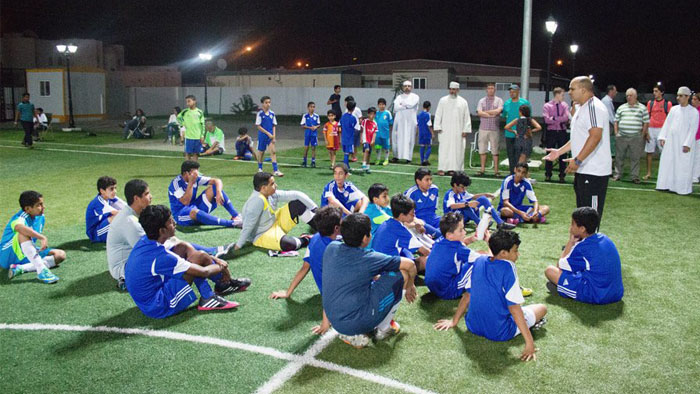 On the ball: Oman's football academies look to build on initial success