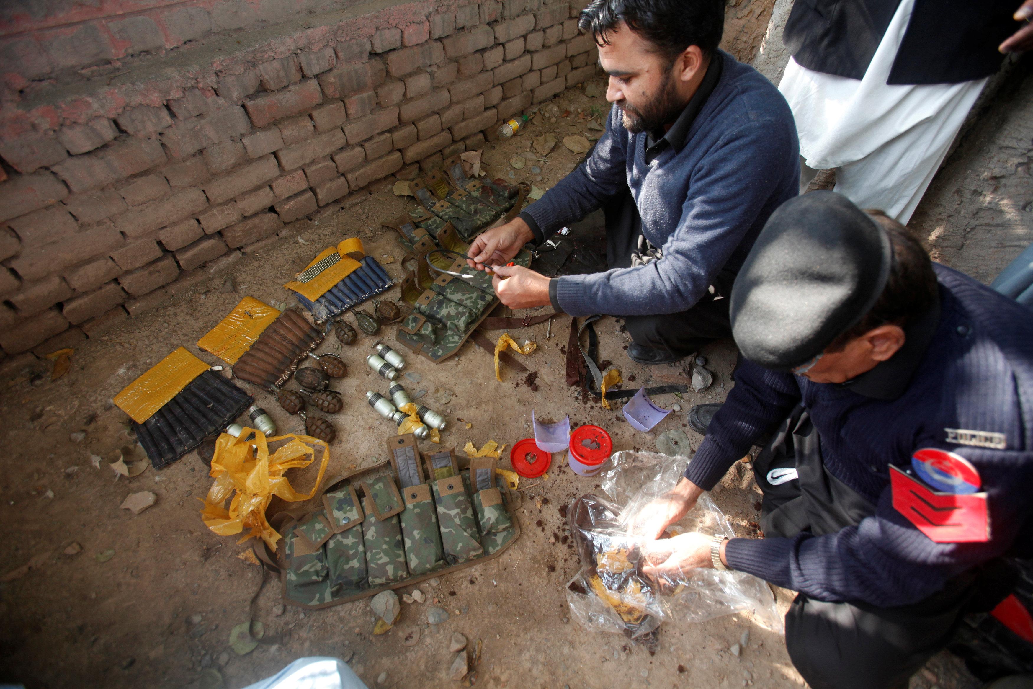 Blast leaves six dead in northwestern Pakistan