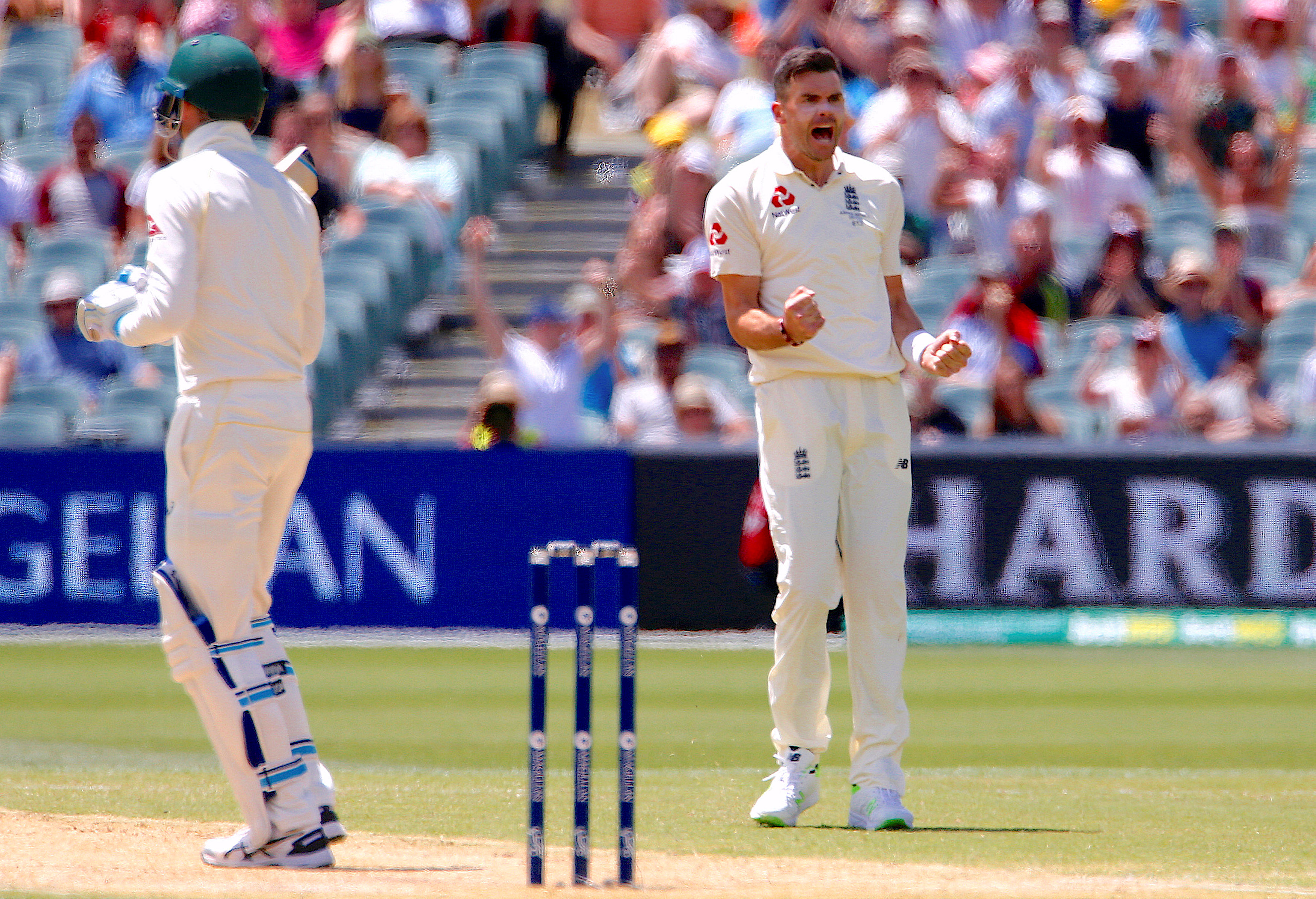 England must show hunger and belief to win, says Anderson