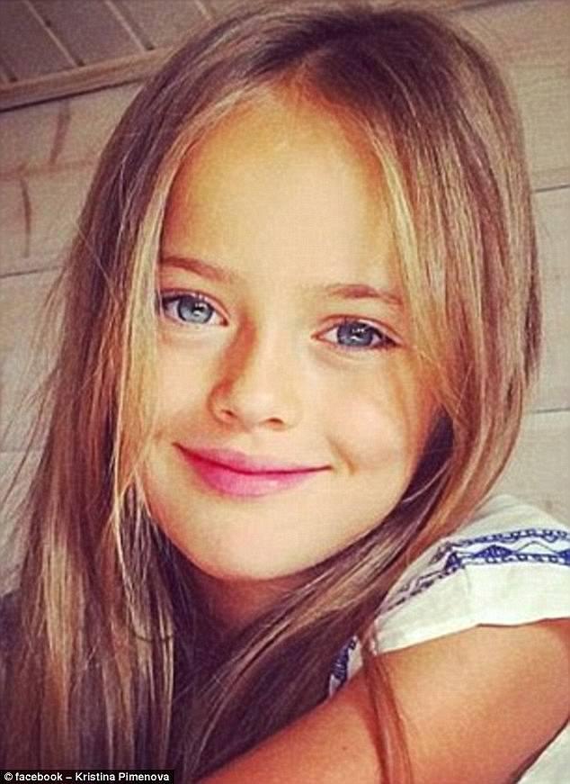 بالفيديو.. اكتشف حكاية أجمل طفلة في العالم
