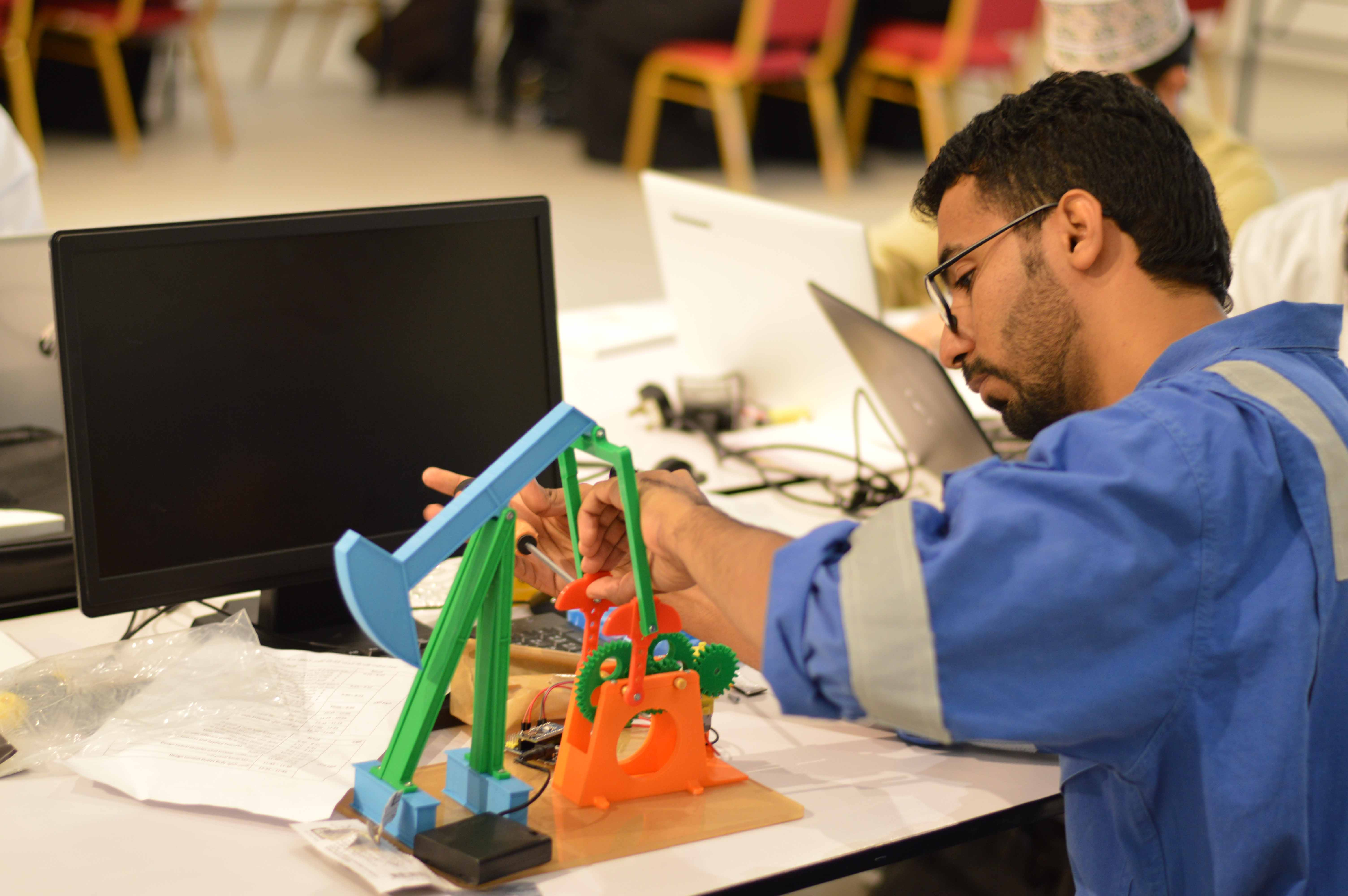 Building Oman's future, one 3D print at a time