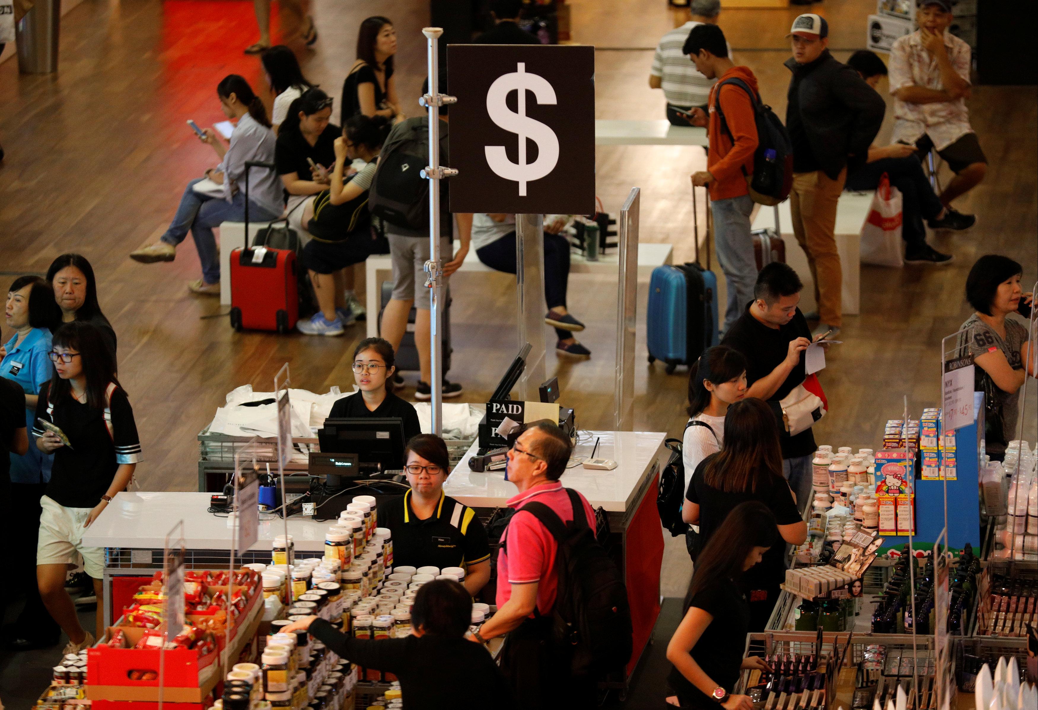 Singapore's economy grew 3.5 per cent in 2017