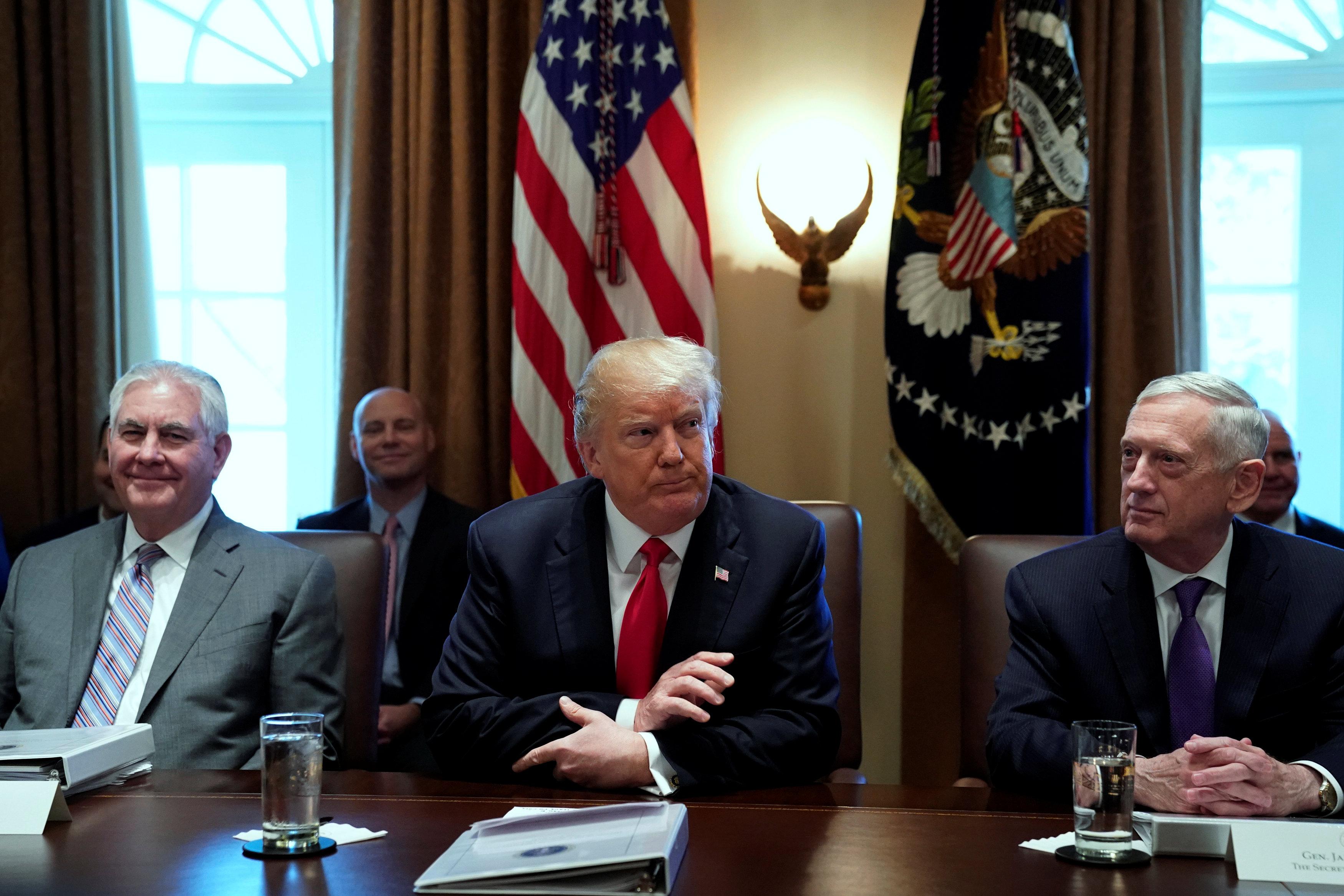 "Trump calls U.S. court system ""unfair"" after DACA ruling"