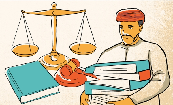 تعرف على آراء بعض المحامين بقانون الجزاء الجديد