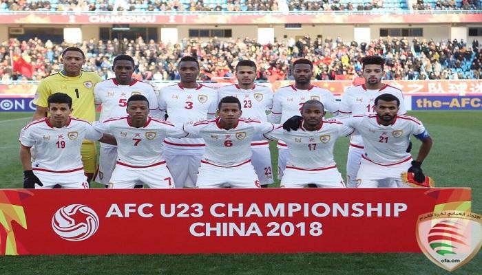 منتخبنا الأولمبي يخسر ثالث مبارياته بكأس آسيا