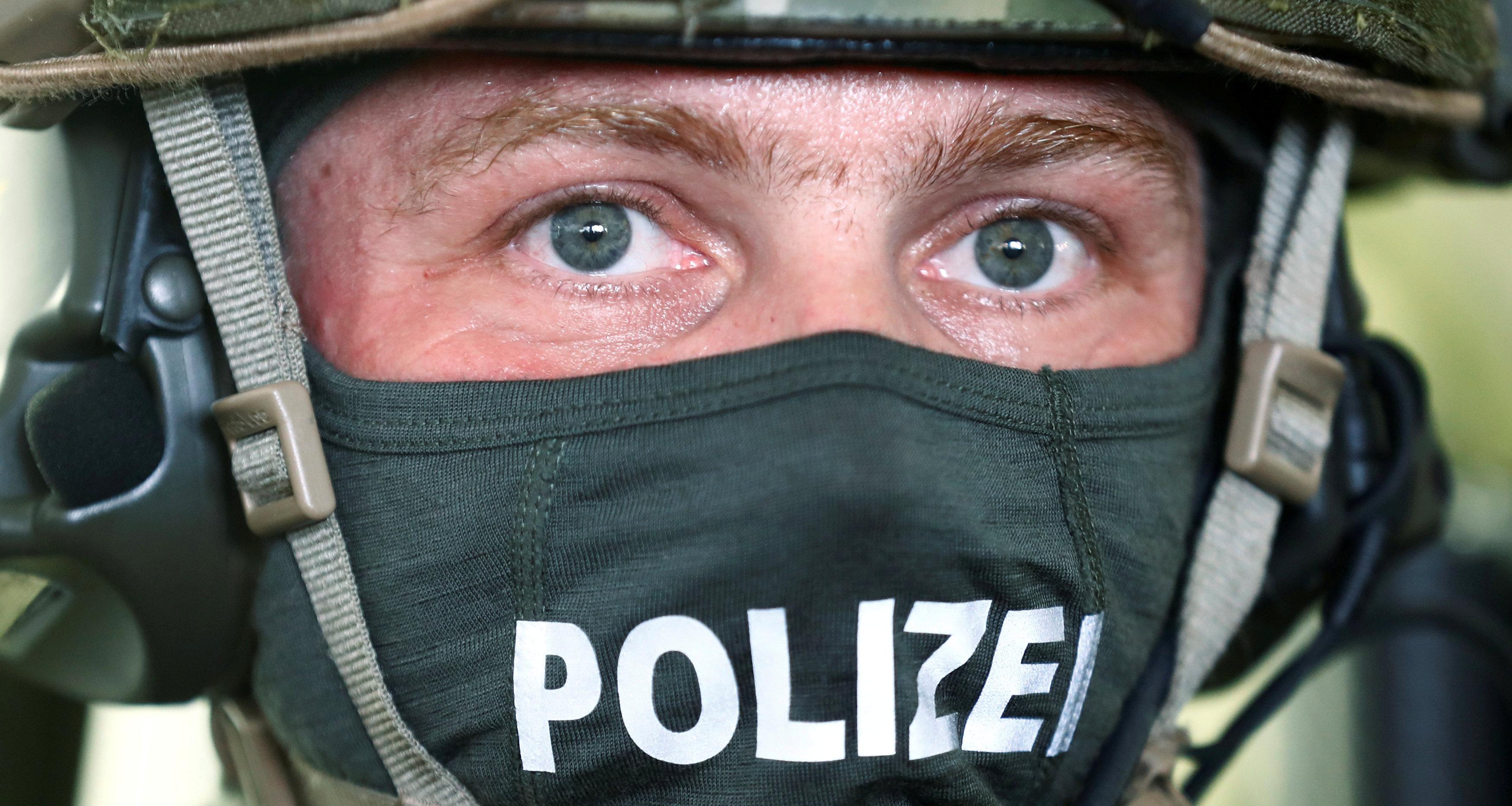 German elite police unit plans expansion as risk of attacks rises