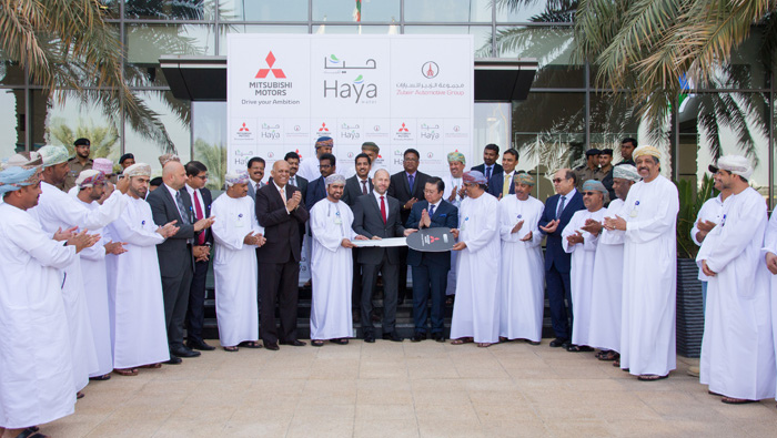 Zubair Leasing delivers new vehicles to Haya Water