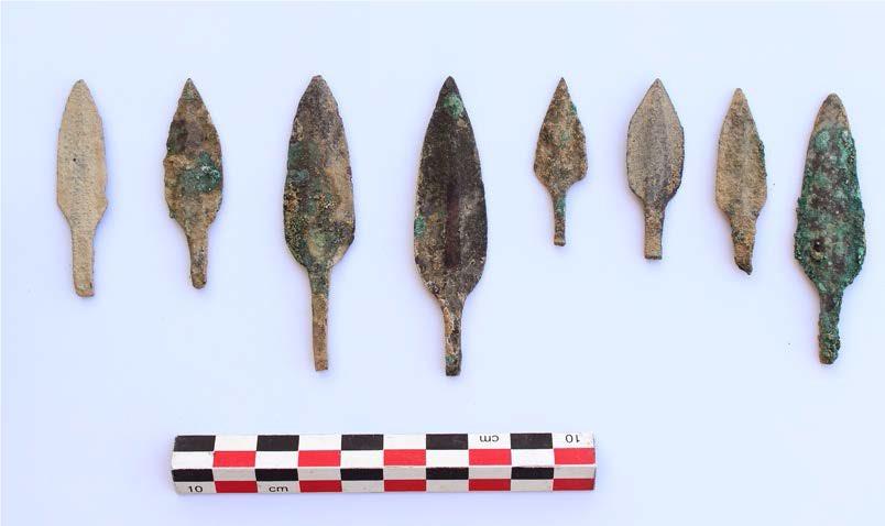 بالصور: مكتشفات أثرية جديدة في أدم
