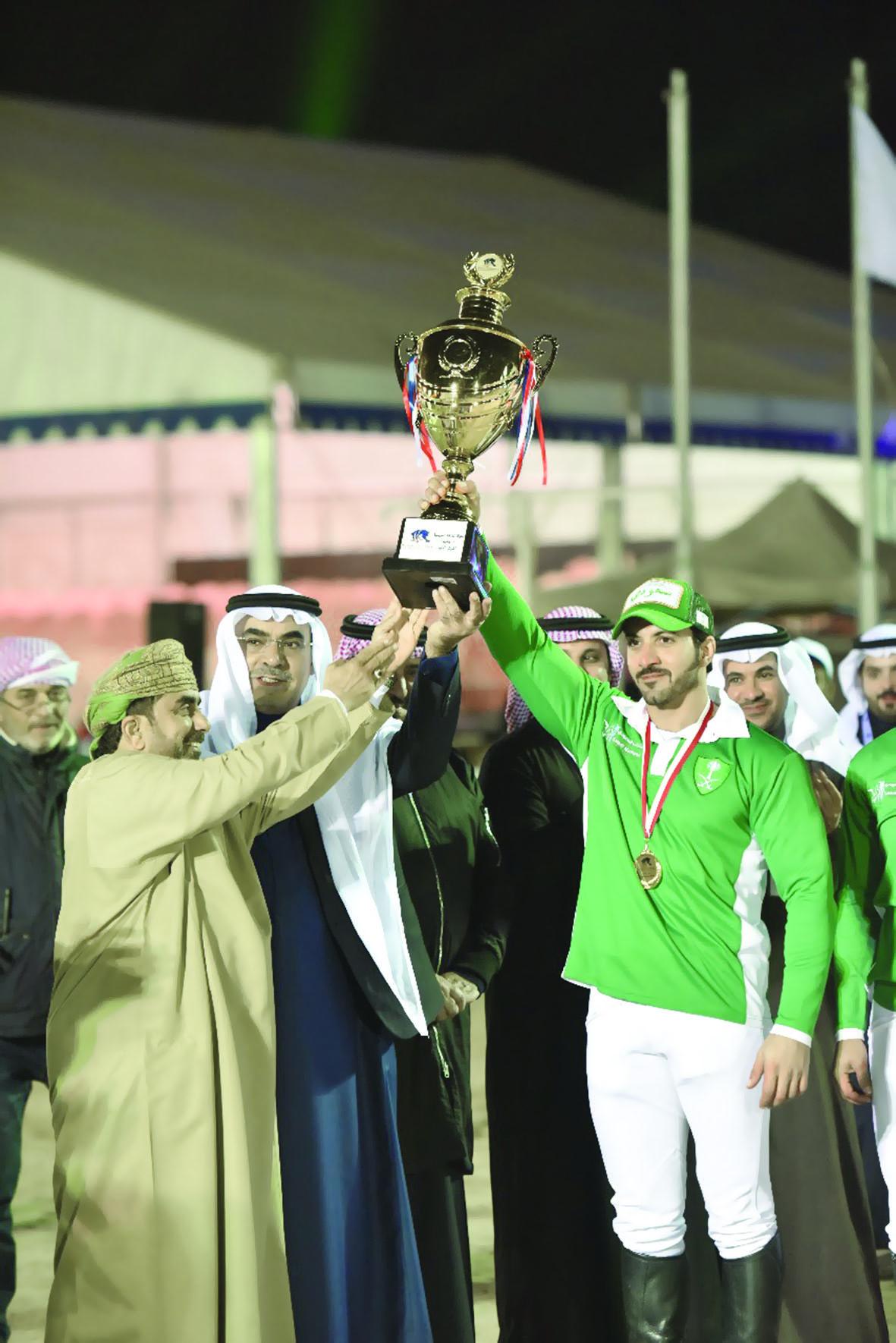 «الأخضر»تأهل لكأس العالمالفيروز يشهد منافسات «السعودية لالتقاط الأوتاد»