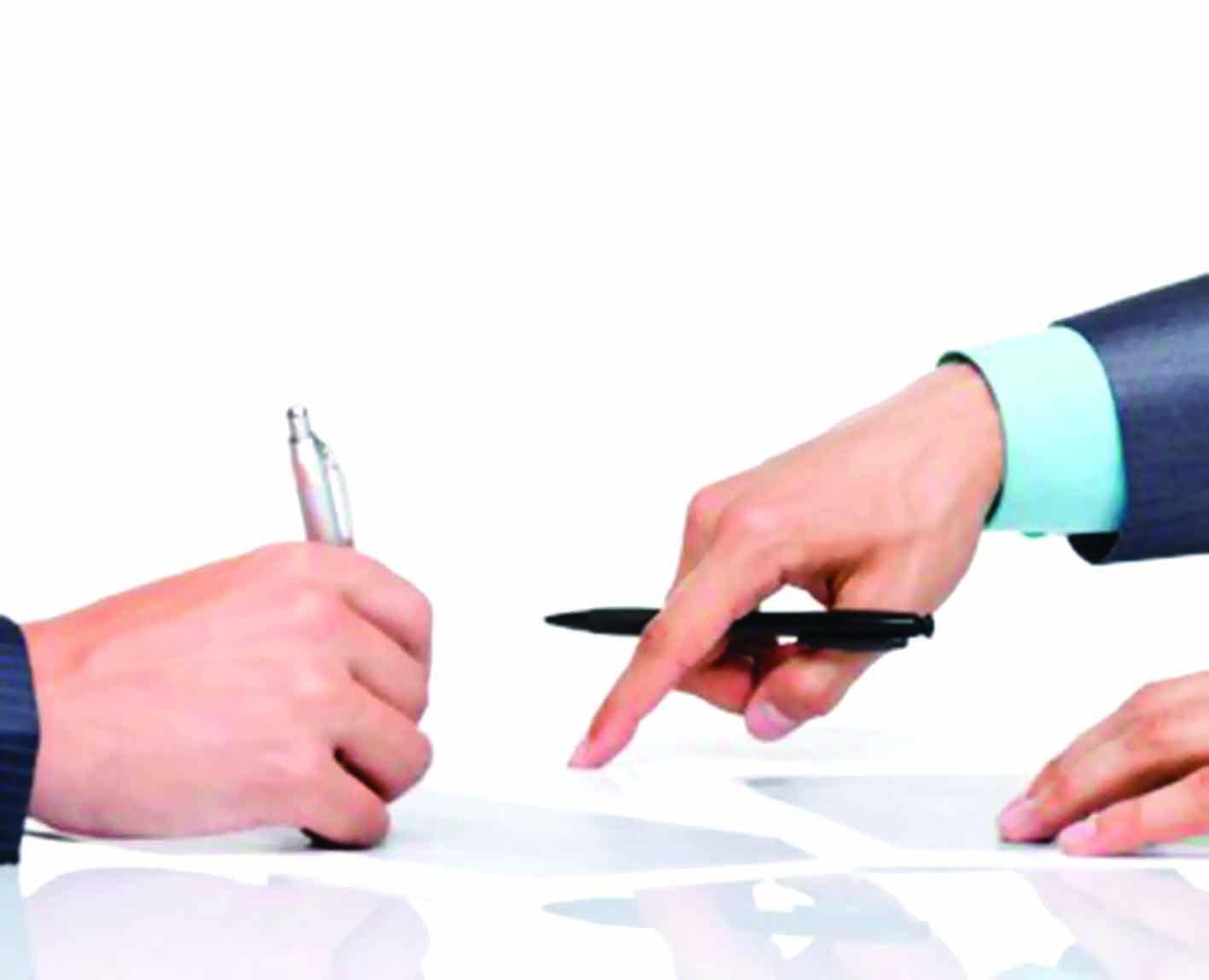 عقد العمل محدد المدة (1)