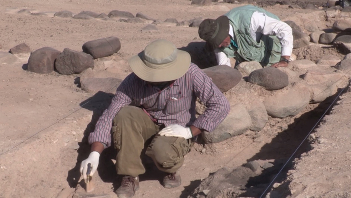 More than 4000 year-old archaeological site discovered in Al Mudhaibi