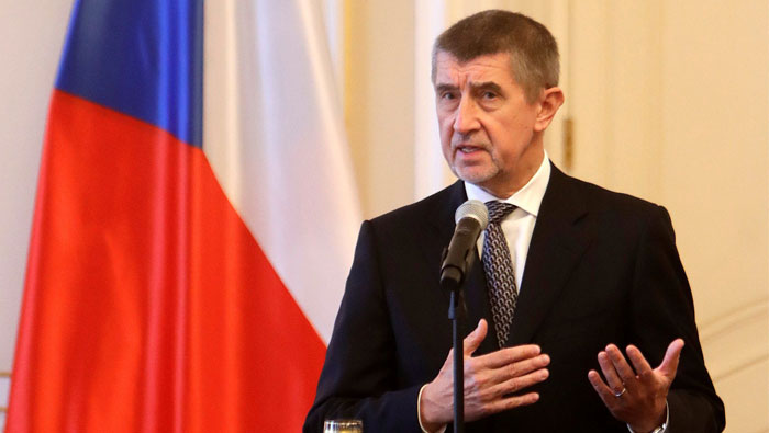 Czech Prime Minister would prefer to ally with Social Democrats, Communists