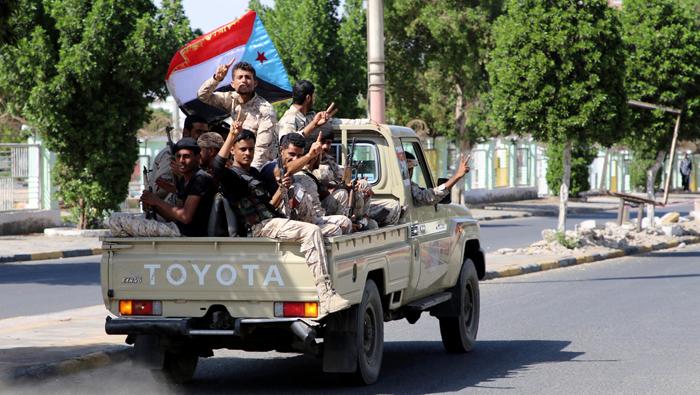 Four killed in fresh fighting in Yemen's Aden