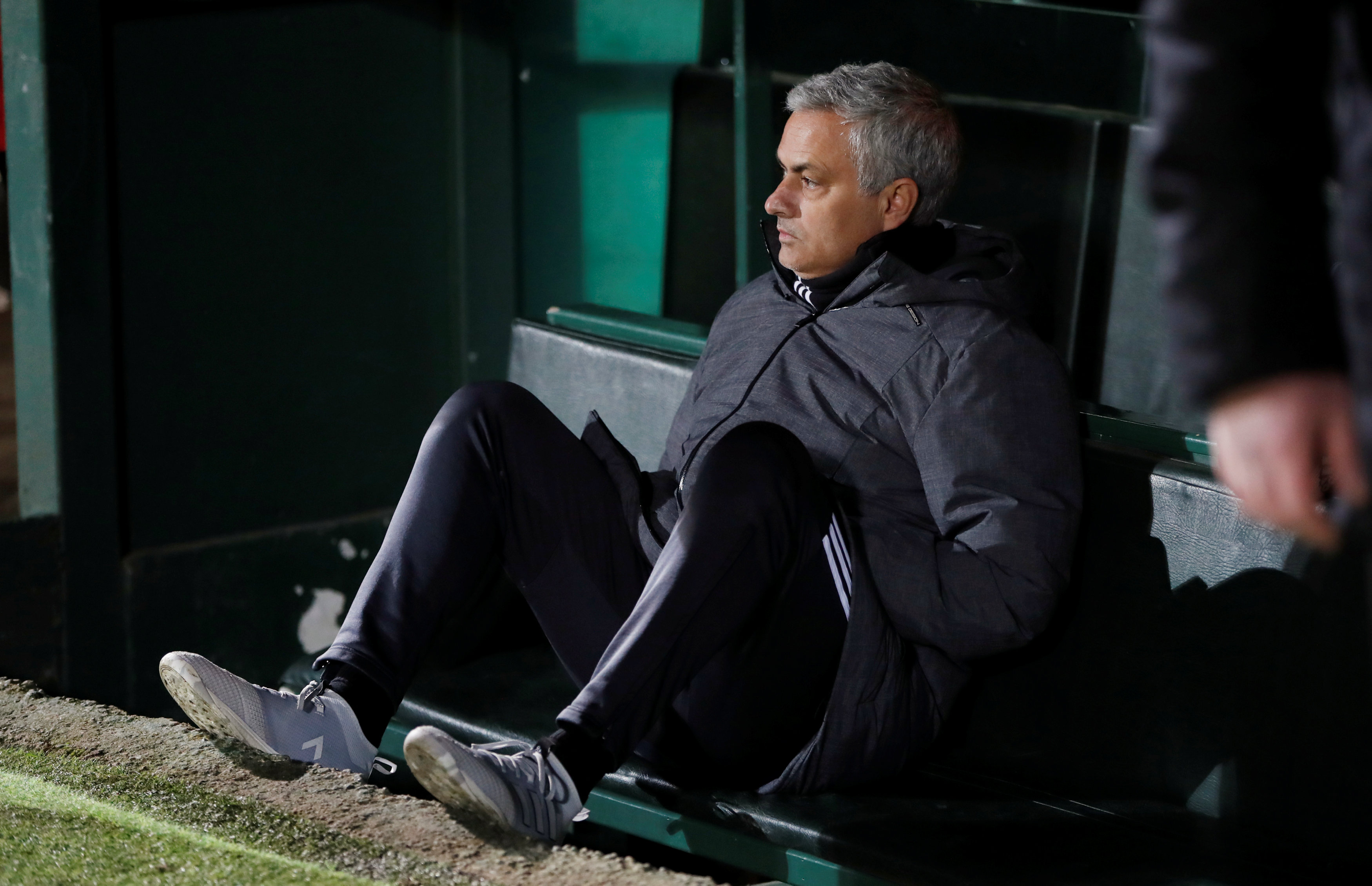 Football: Ibrahimovic free to go if he wants, says Mourinho