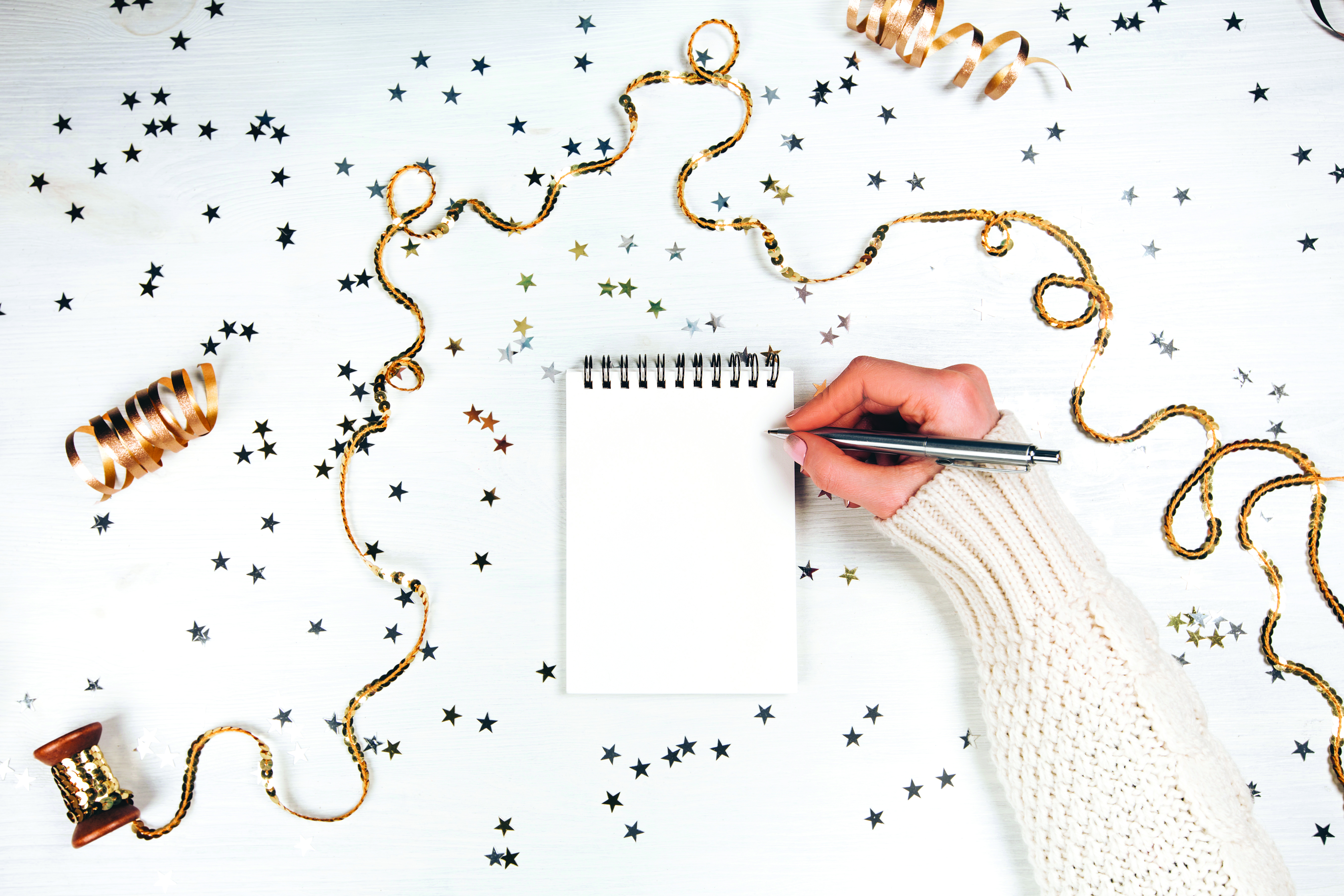 Classic New Year resolutions made and broken
