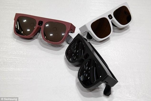 تعرف على مزايا نظارات سامسونج الذكية