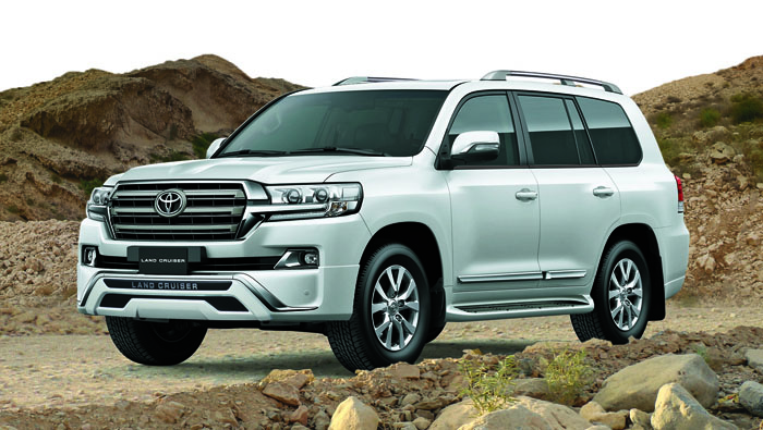 Toyota Land Cruiser: A crowd favourite in Oman