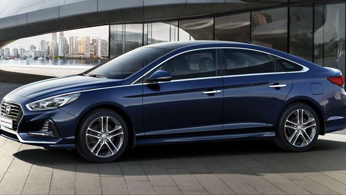 New Hyundai Sonata arrives in Oman