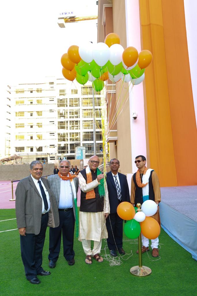 Indian School Al Wadi Al Kabir celebrates India's Republic Day