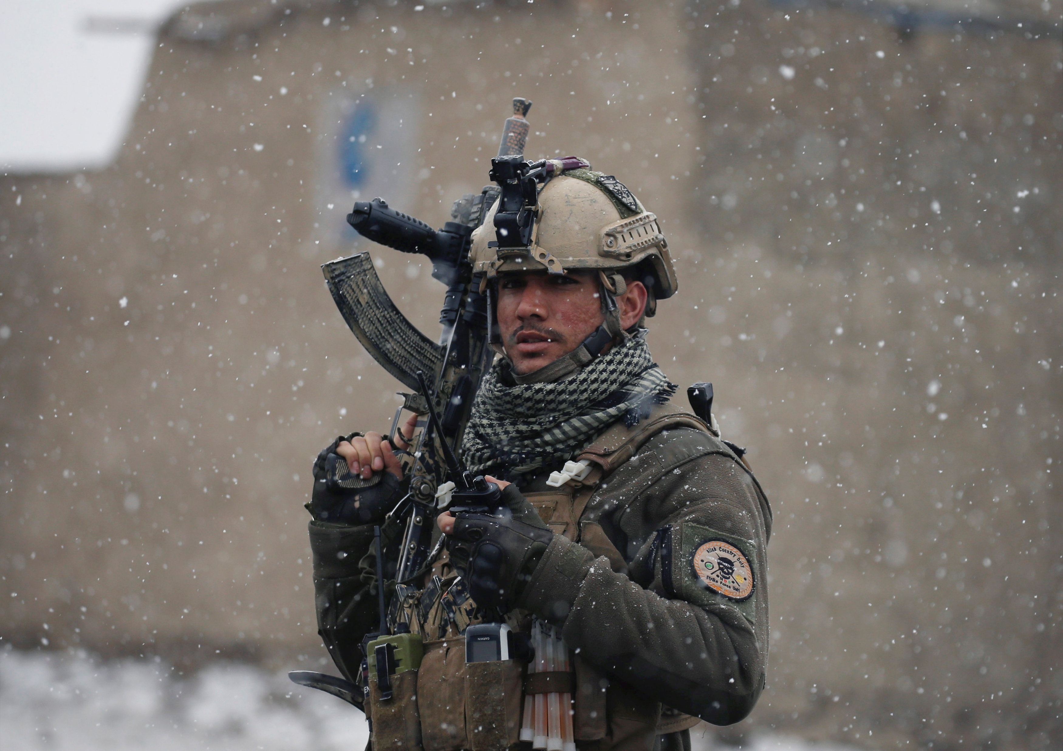 Afghanistan says Taliban will have to be defeated, after Trump rejects talks