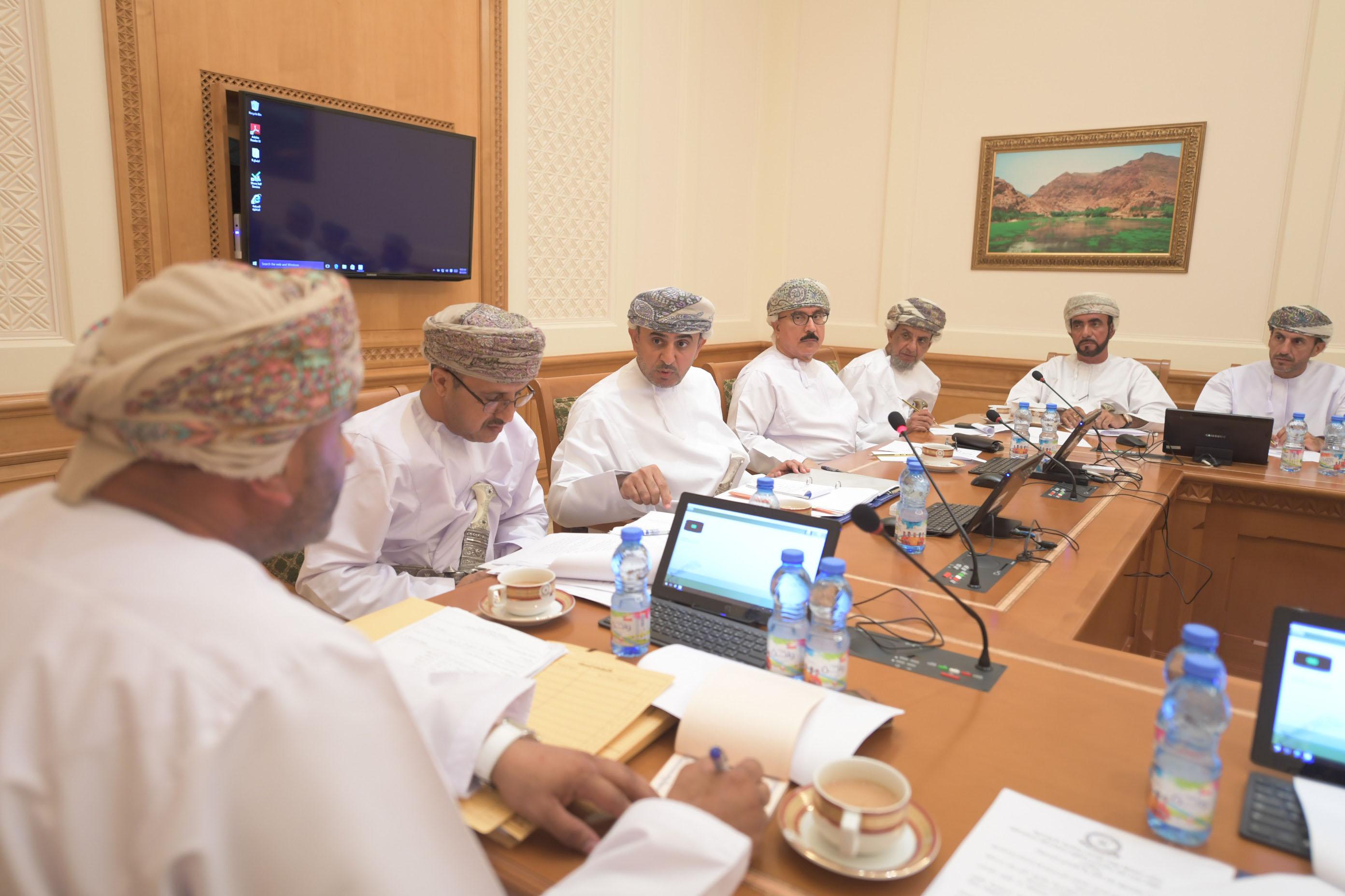 لجنة الخدمات بالشورى تناقش تصاريح حفر الآبار في الأراضي الزراعية