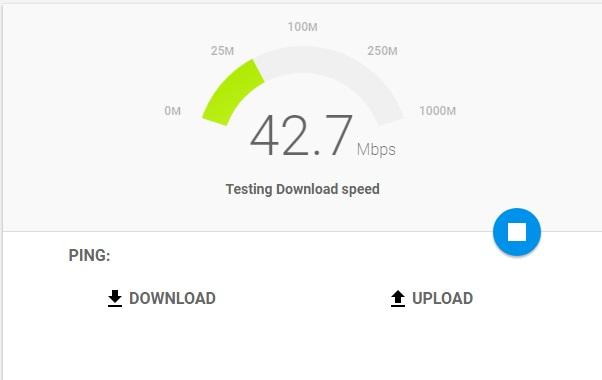 تعرف على طريقة قياس سرعة الإنترنت عن طريق جوجل