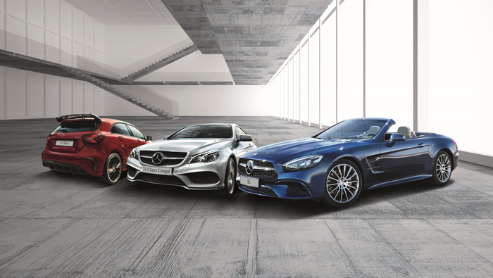 Mercedes-Benz Oman reveals exclusive package on selected new cars