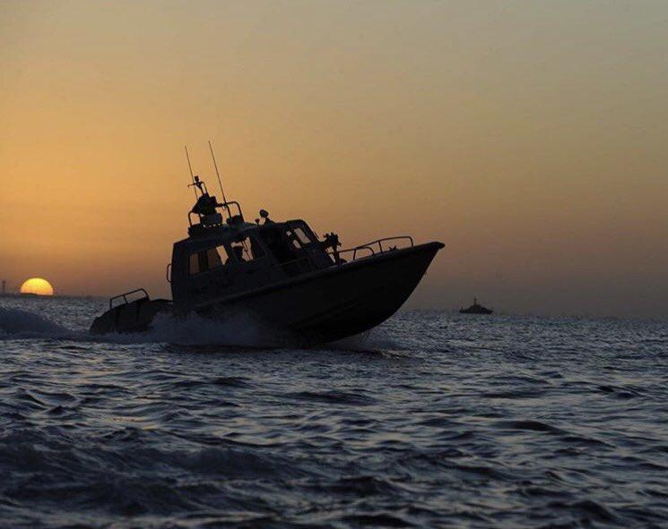 القبض على 19 متسللا قبالة سواحل خطمة ملاحة