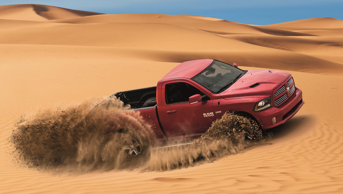 Dhofar Auto offers benefits on RAM 1500