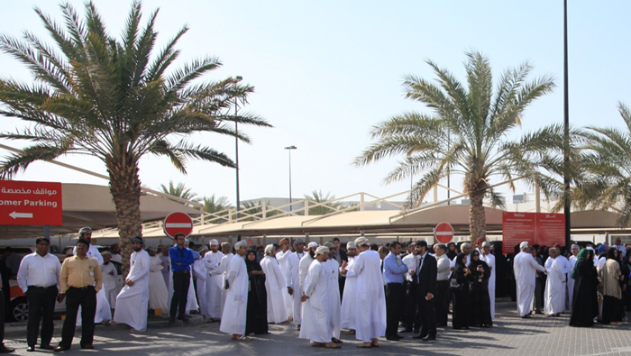 Bank Muscat conducts fire evacuation drill at head office