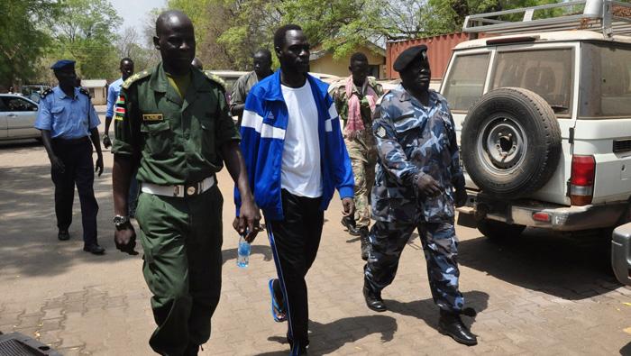 South Sudan sentences rebel leader's aide Dak to death
