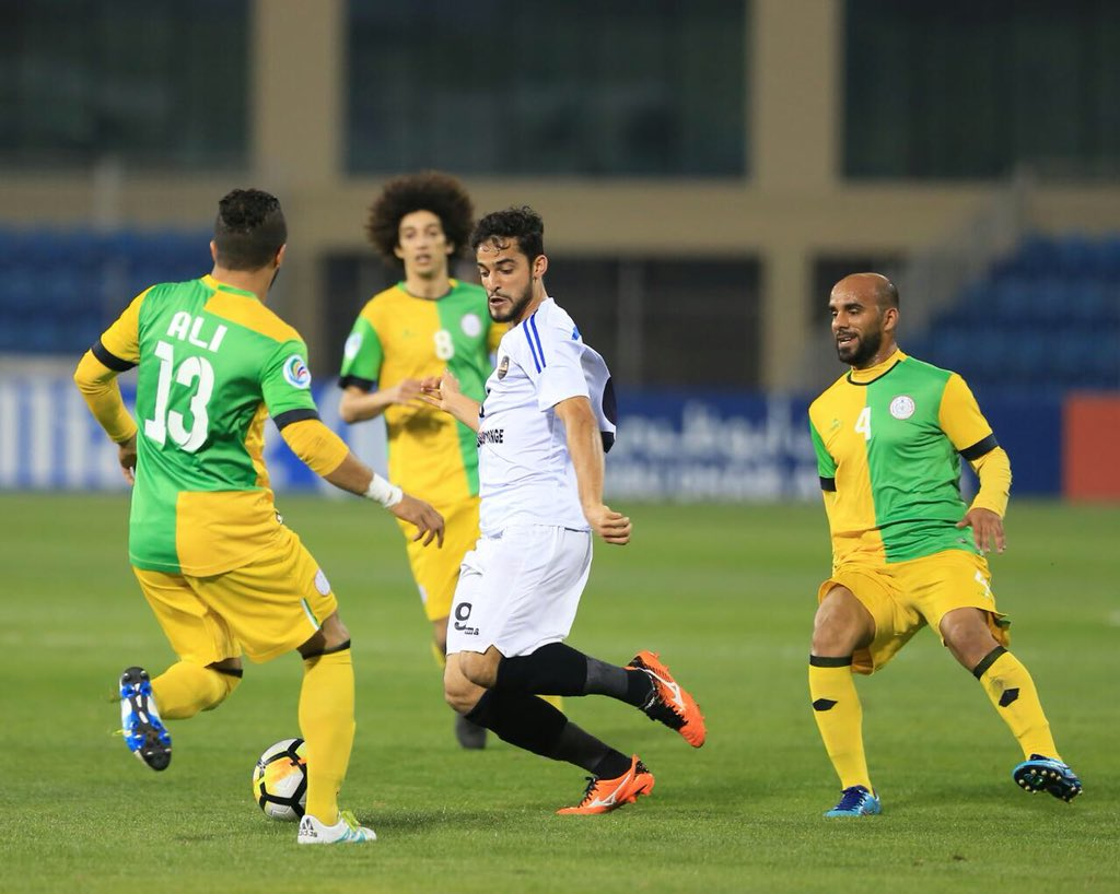 خسارة مخيبة للسويق من المالكية البحريني في كأس الاتحاد الآسيوي
