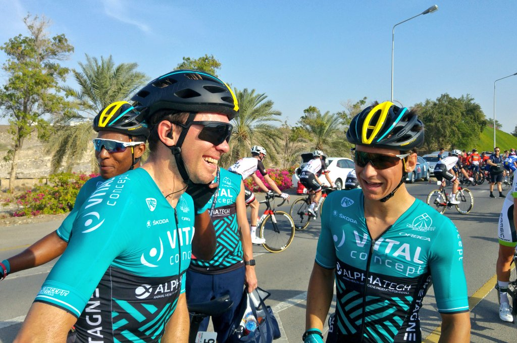Cycling: Coquard wins first stage of Tour of Oman